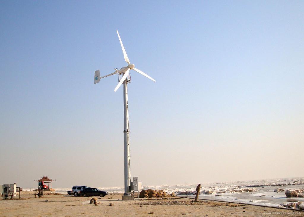 Arena5.6-5KW wind turbine 1