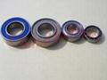 Stainless Steel Bearings - Metric Sizes