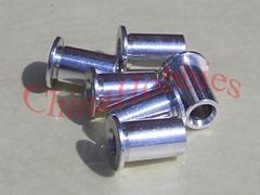 Aluminum Bushings with flange