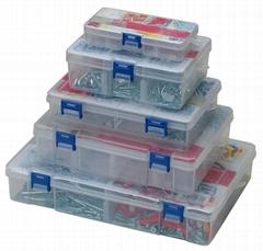 塑料工具盒