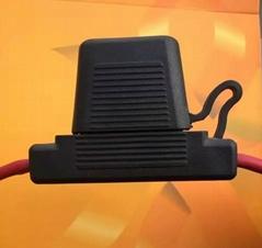 線束保險絲盒插片保險絲座