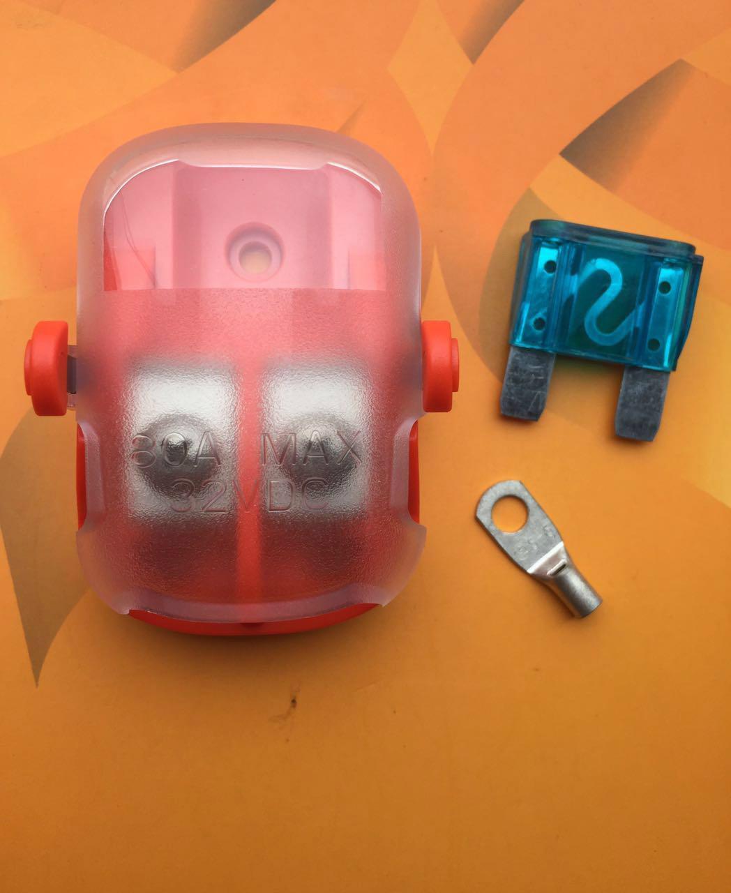 汽車保險絲座,大電流保險絲座 5