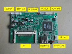 廣告機解碼板主板播放板ESS6461