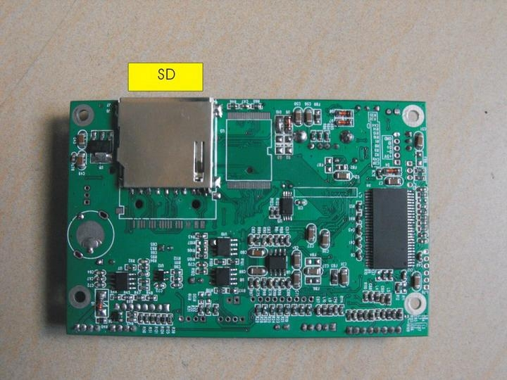 广告机解码板主板播放板ESS6461 2