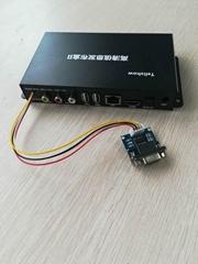 RS232串口控制協議中控播放器