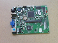 wifi/3G network advertising player board pcba
