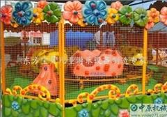 郑州欢乐喷球车