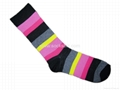 Women Socks Crew Socks Fashion Design Cotton Socks