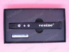西安翻頁激光筆 一體化西安激光筆 VP150