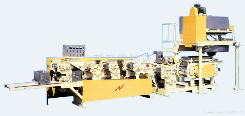 ch-201 AUTOMATIC NOODLE MAKING MACHINE