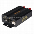 GPS103A Global GSM AVL Car Vehicle GPS Tracker W/ Cut-off Oil & Power Remotely