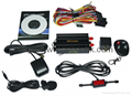 GPS103B+ Remote Control Car GPS Vehicle Tracker W/ Central Locking Detection 5