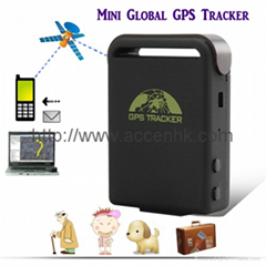 Upgrade TK102 GPS Tracke
