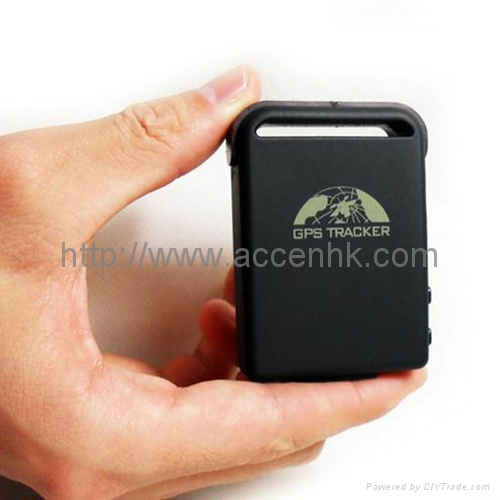 Upgrade TK102 GPS Tracker For Tracking on Mobile Phone by SMS W/ Google Map Link 2