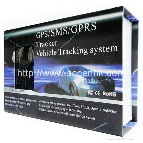 Upgraded TK103B Car Vehicle GPS Tracker W/ Cut-off and Resume Oil & Power by SMS 5