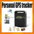 Cheap Mini Global GPS Tracker W/ Real Time Web Tracking from China Manufacturer