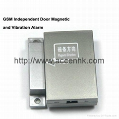 Door Open GSM SMS Alarm Magnetic Sensor Wireless Audio Transmitter Voice Detect