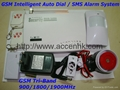 Wireless GSM Intruder Alarm System Auto Telephone SMS Dialer Home Security Alarm