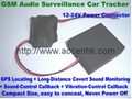 Car GSM Locator Indoor LBS Tracker