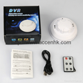 Smoke Detector Spy Camera DVR W/ IR Night Vision+Motion Detect+Remote Controller