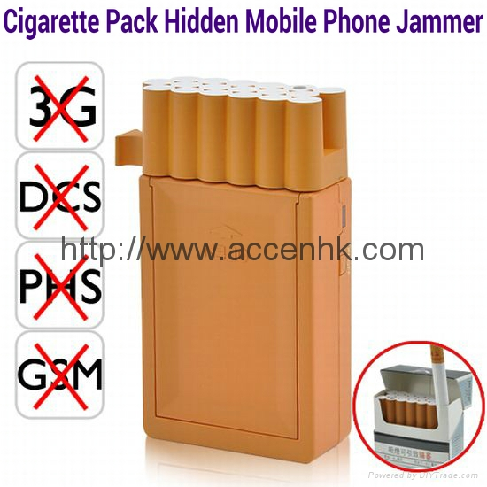 Block cell phone signal - mobile phone signal blocker
