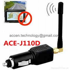 Mini Car GPS Signal Jammer Block All GPS Tracker Navigator Logger Anti-Tracking