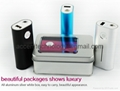Power Bank Voice Recorder 4000mah 120 Hours Recording 260 Hours LED Flashlight