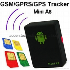 Mini A8 Quad Band GSM GP