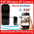 md81s wifi camera ios android app wireless ip p2p surveillance camera spy hidden tf camera md99s