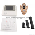 "2.8"" LCD Screen Digital Door Peephole Viewer Camera IR LED Night Vision Home Security Electronic Doorbell Alarm"