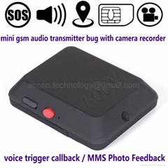 X009a Mini GSM Audio Lis