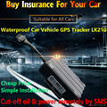 Car Vehicle GPS Tracker Locator LK210