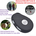 Mini Waterproof GSM Personal GPS Tracker