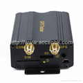 GPS103B+ Remote Control Car GPS Vehicle Tracker W/ Central Locking Detection
