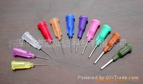 塑膠座螺口點膠針頭 點膠機針頭 1