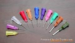 塑胶座螺口点胶针头 点胶机针头