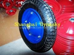 Wheelbarrow Rubber Wheel 3.00-8