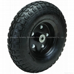 "13"" Hand Truck Tire with Knobby Tread"
