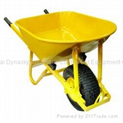 Heavy Duty Big Capacity Australia Wheelbarrow-WB8614 with large tyre