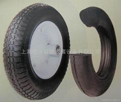 PU Foam Wheel/Flat Free Tyre (FP1003)