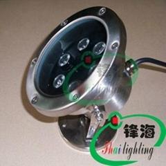 水底灯、水下灯、喷泉灯、泳池灯(FH-SC145-6W)