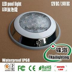 壁挂式LED泳池燈水下燈