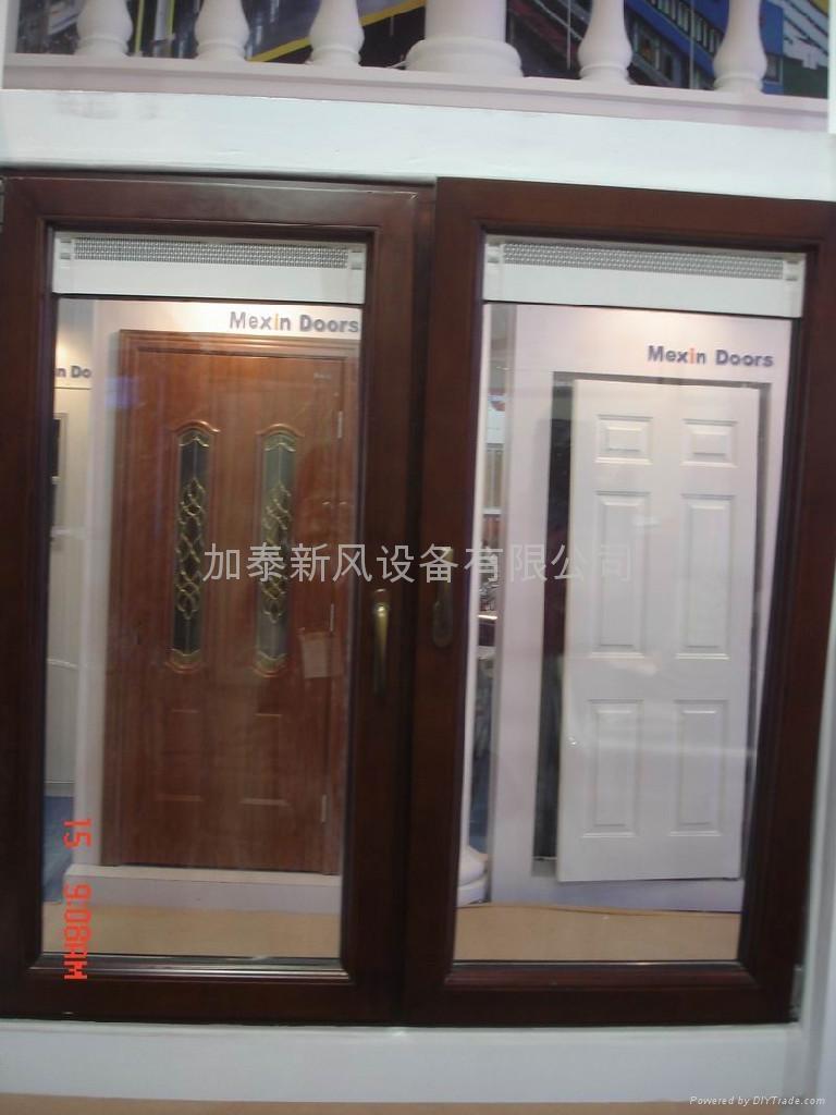 门窗用自然通风器 5