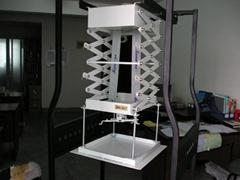 投影电动吊架
