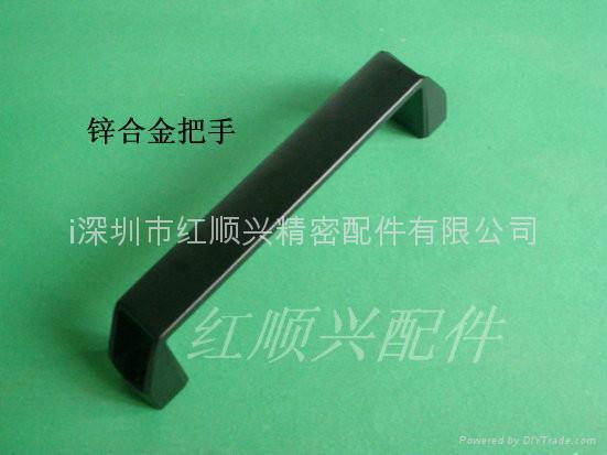 锌合金方型拉手 1
