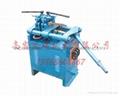 高密暖氣片設備真空內防腐自動灌裝機 2