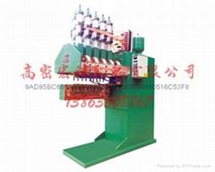多頭點焊機氣動點焊設備高密宏焊