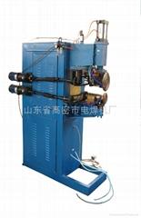 不鏽鋼制品專用縫焊機滾焊機