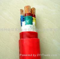 供应特软硅橡胶耐低温电缆(千乐牌)