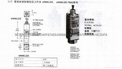 6900GE緊湊防爆型CCS壓力開關